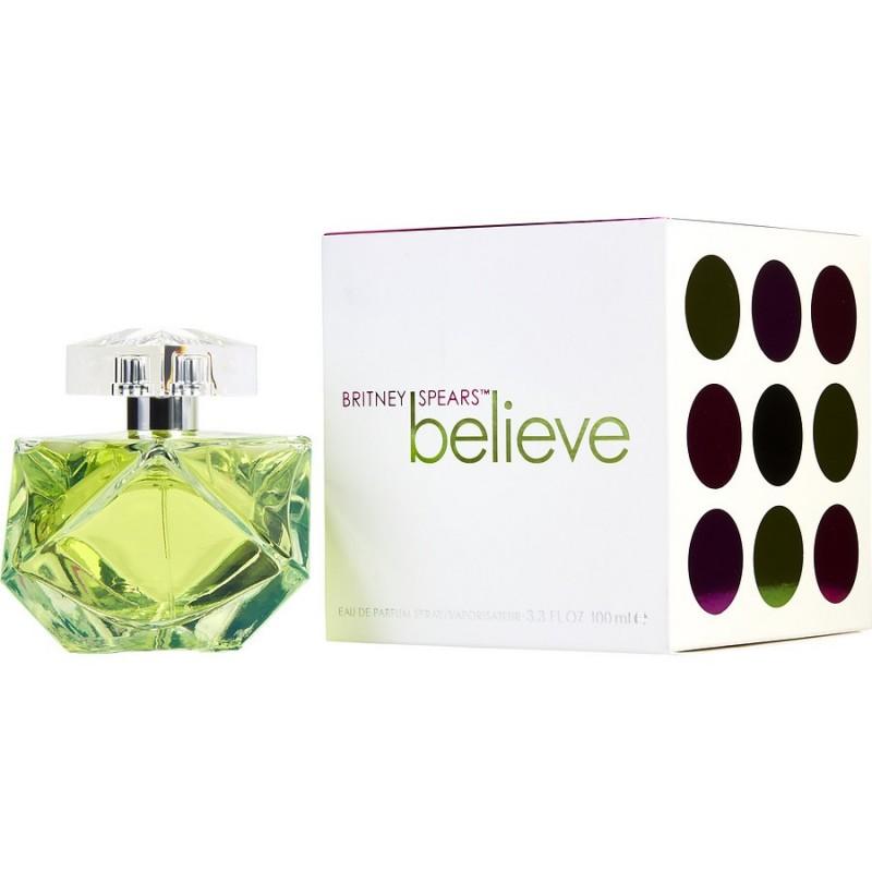 PERFUME BELIEVE - REGULAR - 100 ML - EDP - DE BRITNEY SPEARS - DREAMSPARFUMS.CL