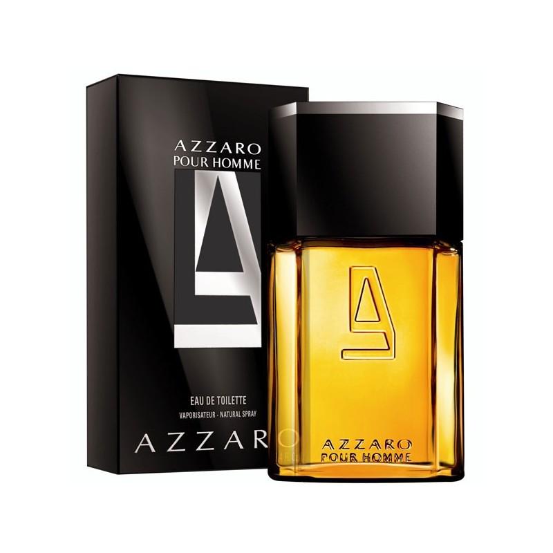 PERFUME AZZARO - REGULAR - 200 ML - EDT - DE AZZARO - DREAMSPARFUMS.CL