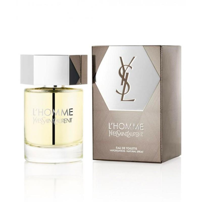 PERFUME L'HOMME - REGULAR - 100 ML - EDT - DE YVES SAINT LAURENT - DREAMSPARFUMS.CL