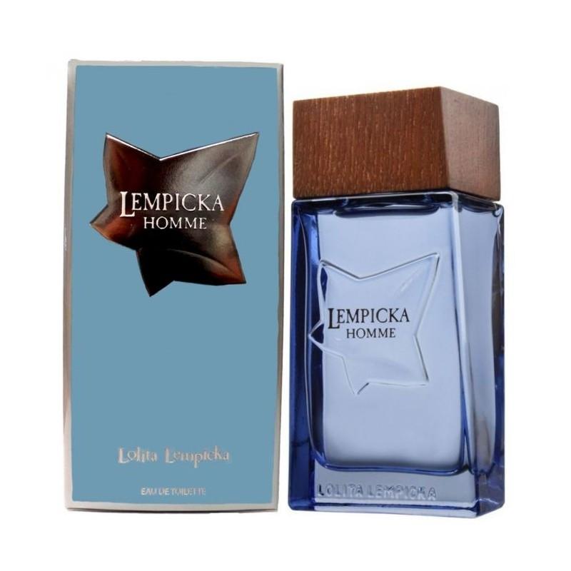 PERFUME LEMPICKA HOMME - REGULAR - 100 ML - EDT - DE LOLITA LEMPICKA - DREAMSPARFUMS.CL