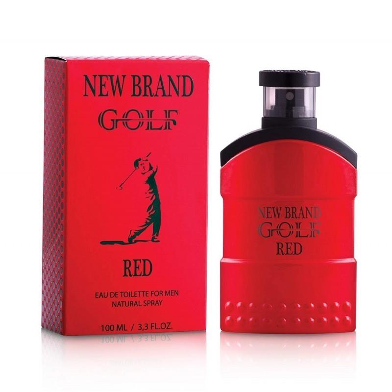PERFUME GOLF RED - REGULAR - 100 ML - EDT - DE NEW BRAND - DREAMSPARFUMS.CL