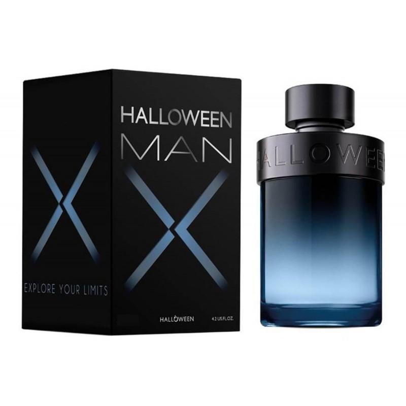 PERFUME HALLOWEEN MAN X - REGULAR - 125 ML - EDT - DE JESUS DEL POZO - DREAMSPARFUMS.CL