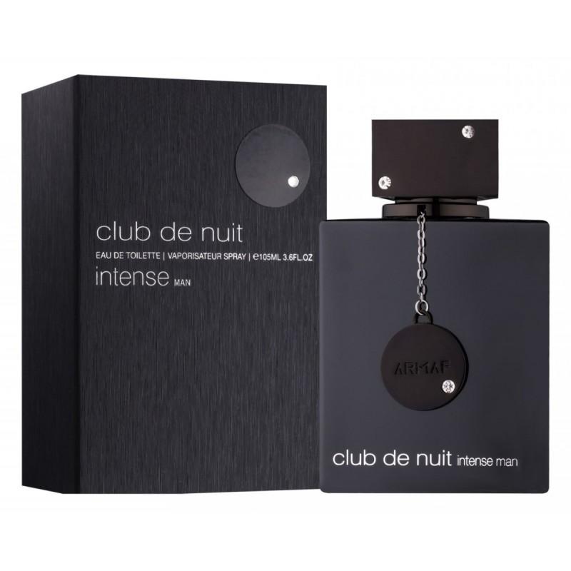PERFUME CLUB DE NUIT INTENSE - REGULAR - 105 ML - EDT - DE ARMAF - DREAMSPARFUMS.CL