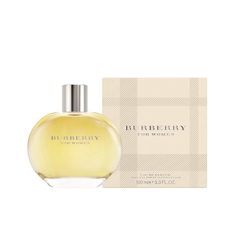 PERFUME BURBERRY WOMEN - REGULAR - 100 ml - EDP - DE BURBERRY - DREAMSPARFUMS.CL