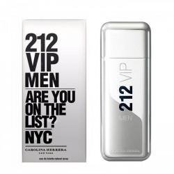 PERFUME 212 VIP MEN - REGULAR - 100 ML - EDT - DE CAROLINA HERRERA - DREAMSPARFUMS.CL