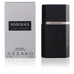 PERFUME SILVER BLACK - REGULAR - 100 ML - EDT - DE AZZARO - DREAMSPARFUMS.CL