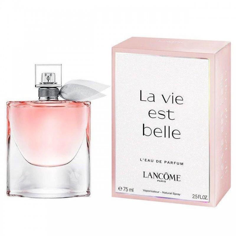 PERFUME LA VIE EST BELLE - REGULAR - 75 ML - EDP - DE LANCOME - DREAMSPARFUMS.CL