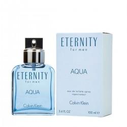 PERFUME ETERNITY AQUA FOR HIM - REGULAR - 100 ML - EDT - DE CALVIN KLEIN - DREAMSPARFUMS.CL