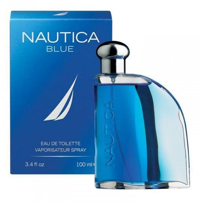 PERFUME BLUE - REGULAR - 100 ML - EDT - DE NAUTICA - DREAMSPARFUMS.CL